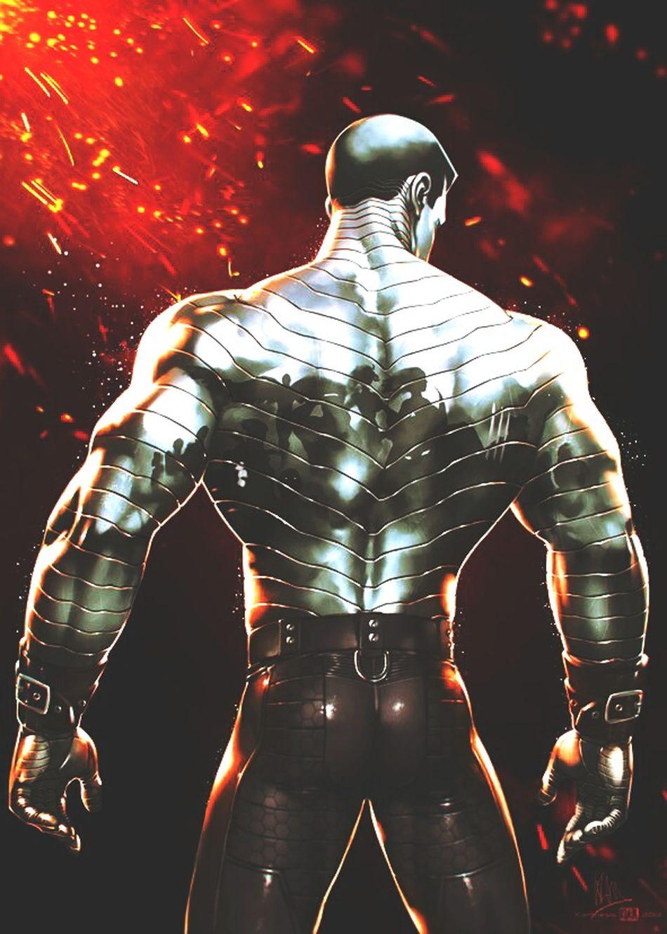 Xmen Colossus Superheroes