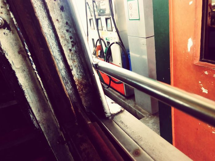 Gas Station. Going home alone sad, Notsoserious Noobphotography Drama Shot  Notsogood