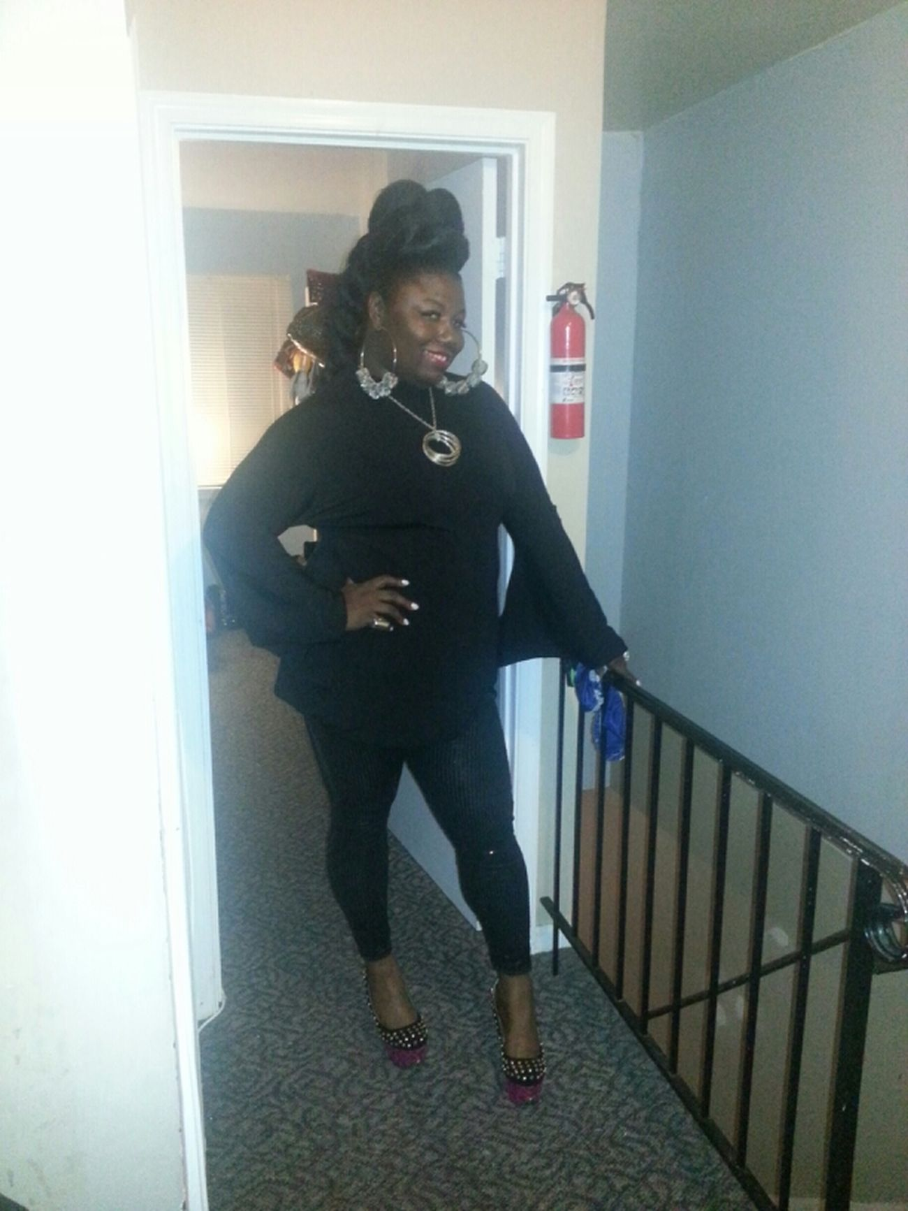 heading out to a drag queen show★ I so ♥ my queens