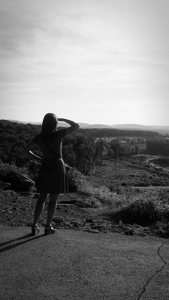 Hills at Gettysburg, PA