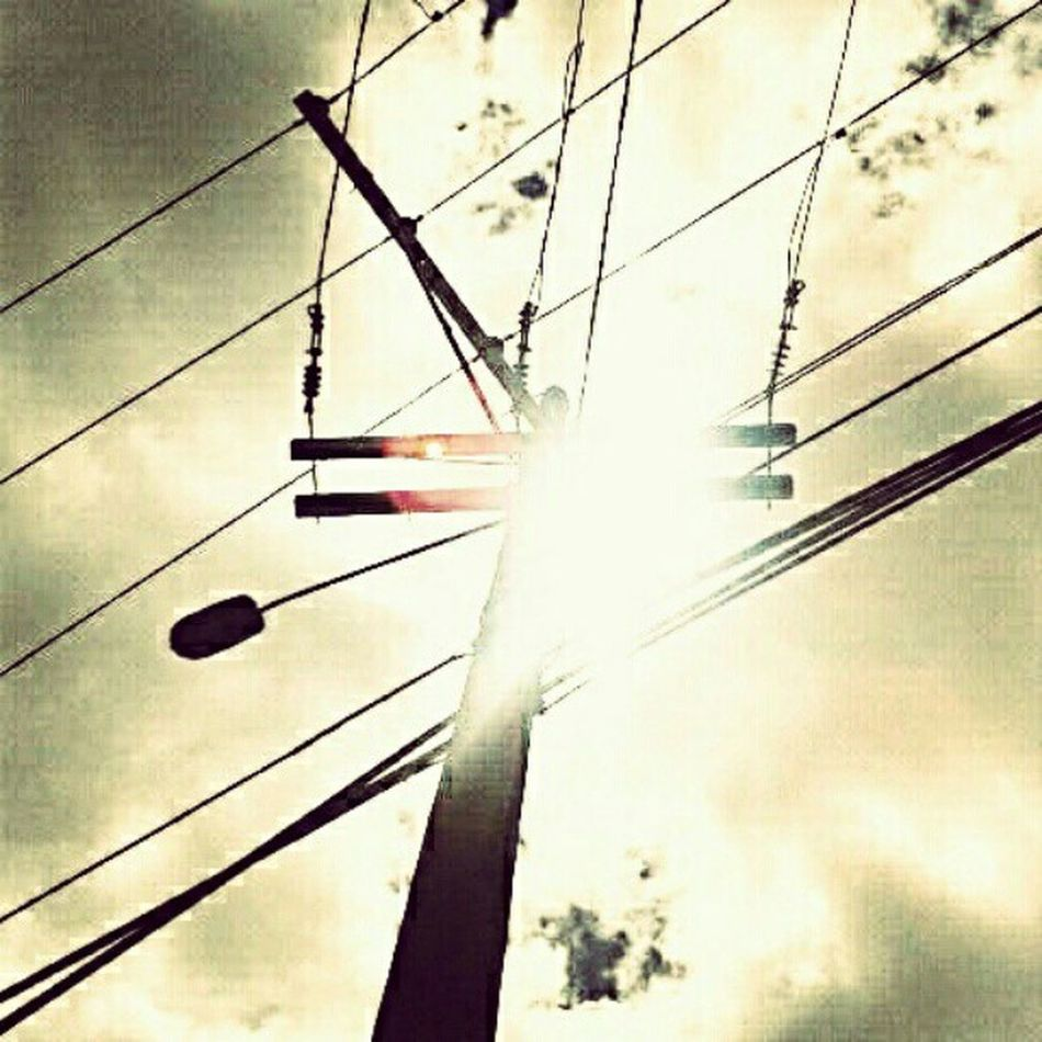 Sunday Sun Electricalsky