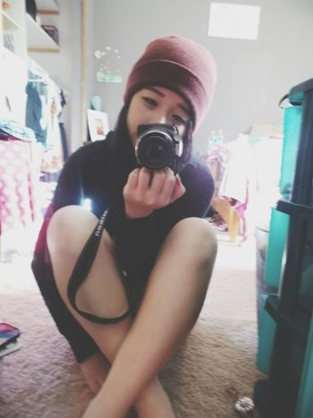 I be matching beanies and hoodies like no tomorrow. Nikon Selca Selfie Xlli-yxng