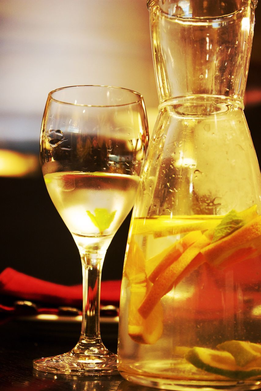 food and drink, drink, refreshment, table, alcohol, drinking glass, wineglass, food, wine, close-up, no people, freshness, indoors, healthy eating, day