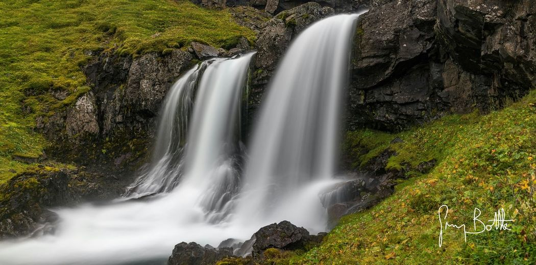 Waterfall, East Iceland Scandinavia Iceland Water Waterfall EyeEm Masterclass EyeEmbestshots Long Exposure EyeEm Best Shots - Landscape Landscape Sony A7RII Sonyalpha Sony Images Nature_collection Landscape_photography Eye4photography  Landscape_Collection Water_collection Mountain