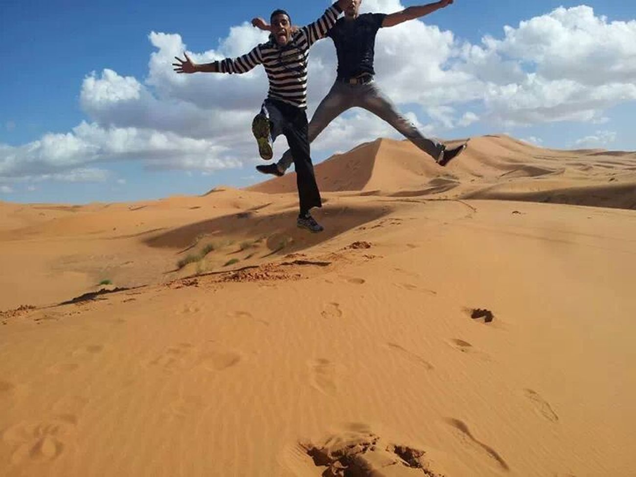 Desert Make You Fly ;))