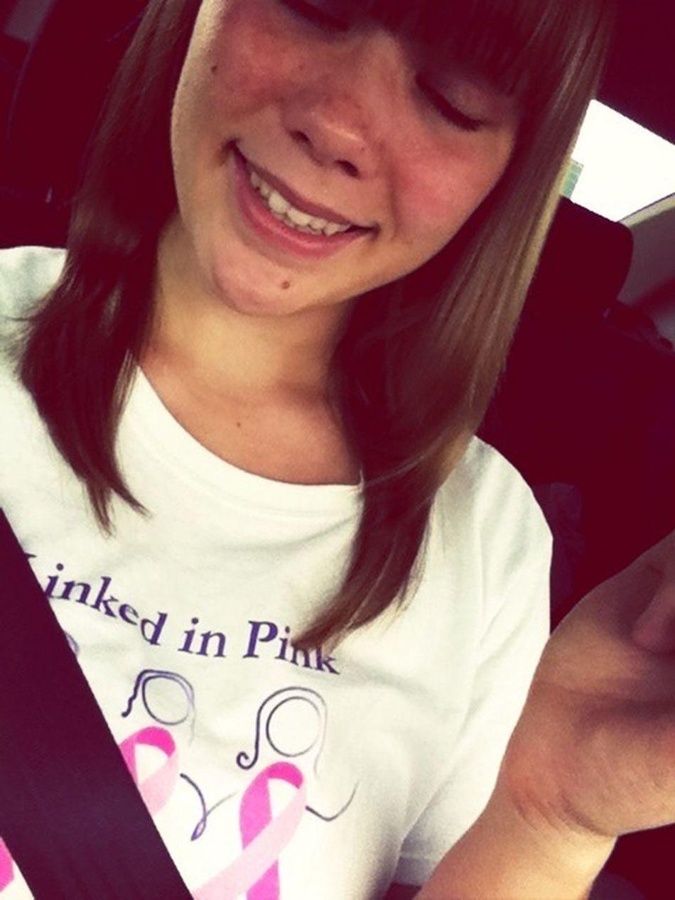 Got The Hair Cut :)