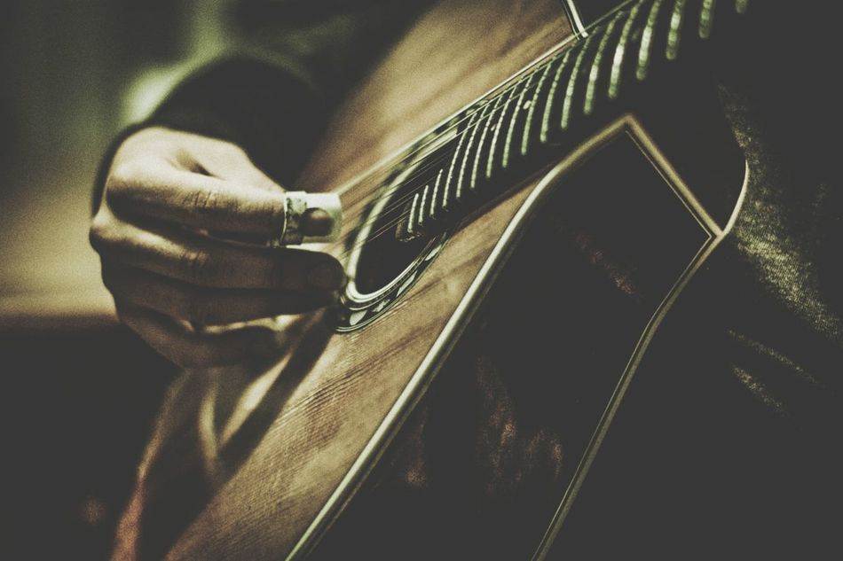 Beautiful stock photos of artist, Acoustic Guitar, Arts Culture And Entertainment, Cropped, Day