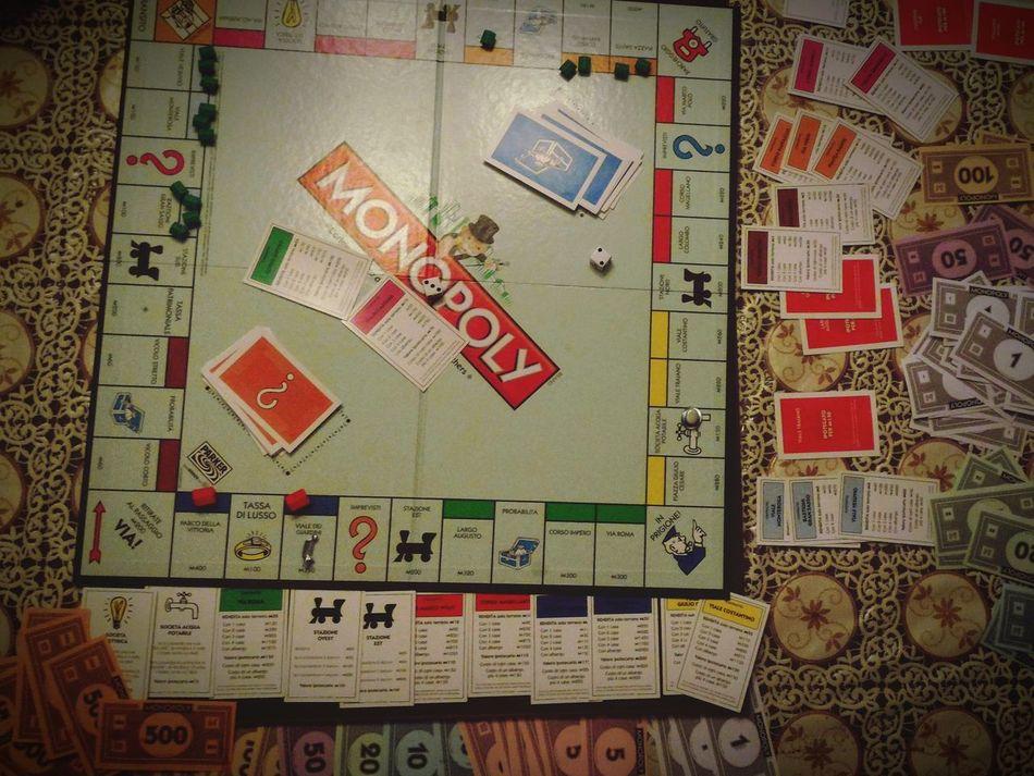 I win 😁 Monopoli Italia Italy🇮🇹 Albano Laziale Games Familygame Familygames