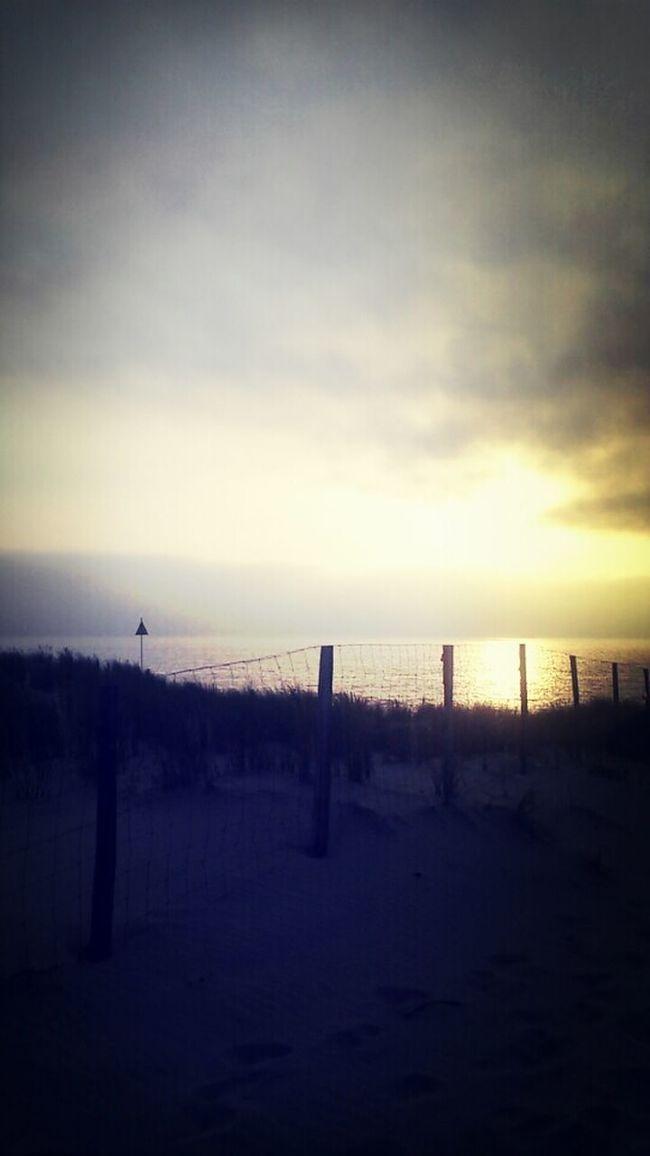 Le calme avant la tempête Ocean Le Porge Cloudporn