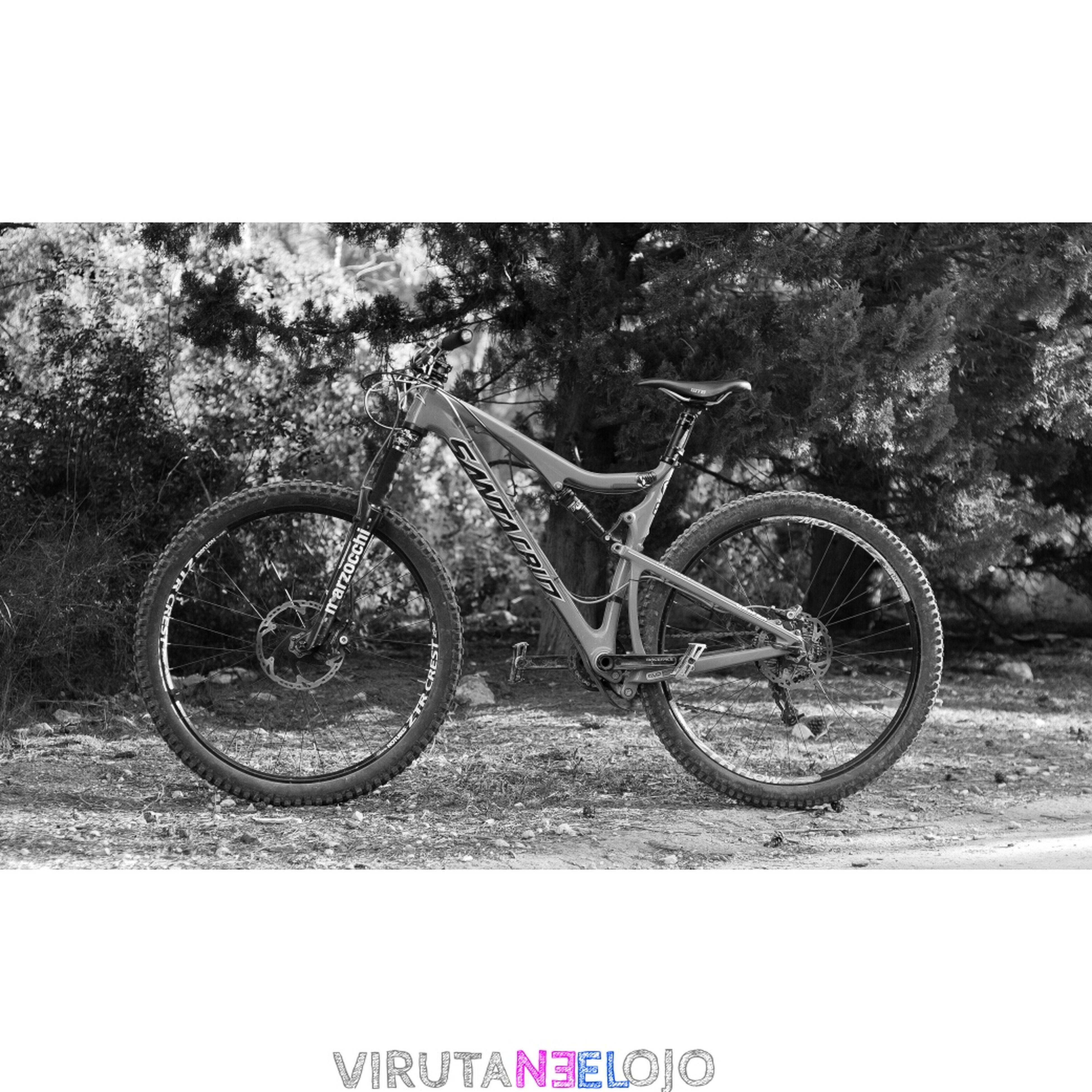 bicycle, transportation, mode of transport, land vehicle, stationary, wheel, wall - building feature, parked, auto post production filter, day, side view, wall, outdoors, leaning, no people, transfer print, cycle, parking, abandoned, old