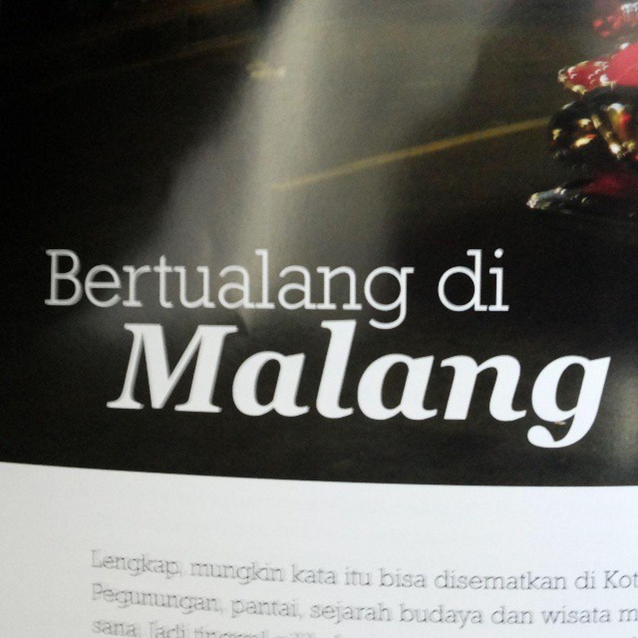 Saya disini sekarang. Holiday Travelling Malang Univ_brawijaya studi_pustaka