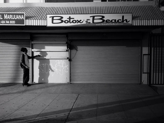 at Venice Beach by RyanV