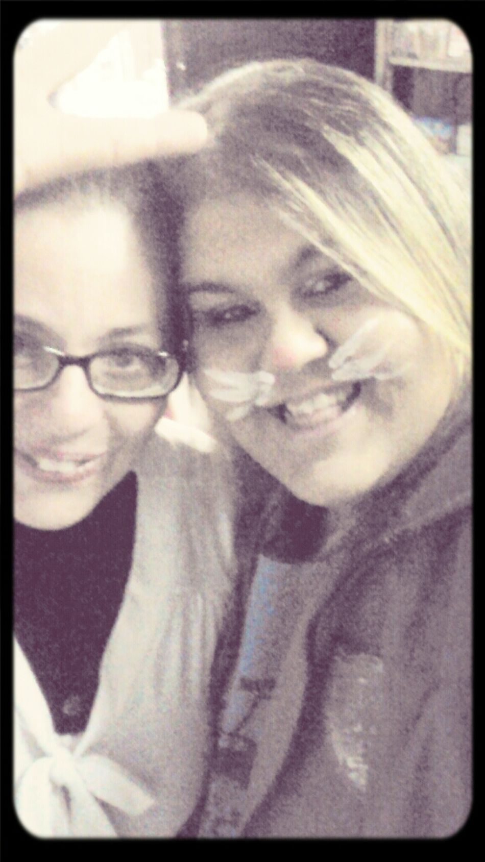 Carol e eu ;)