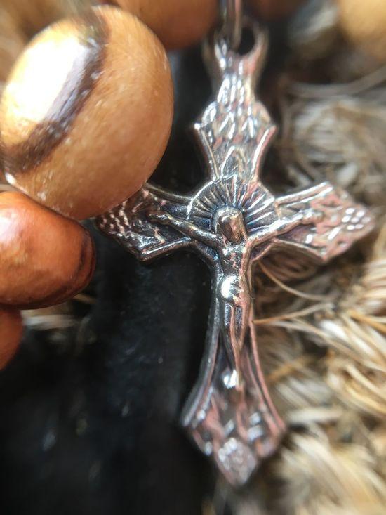 Christian Catholic Cross Jesus Christ