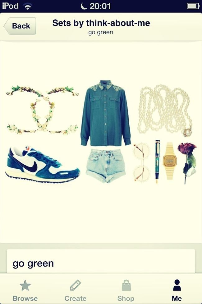 "Made In ""Polyvore"""