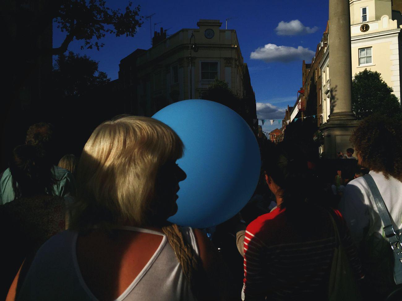 Urban Lifestyle People Watching London IPhone