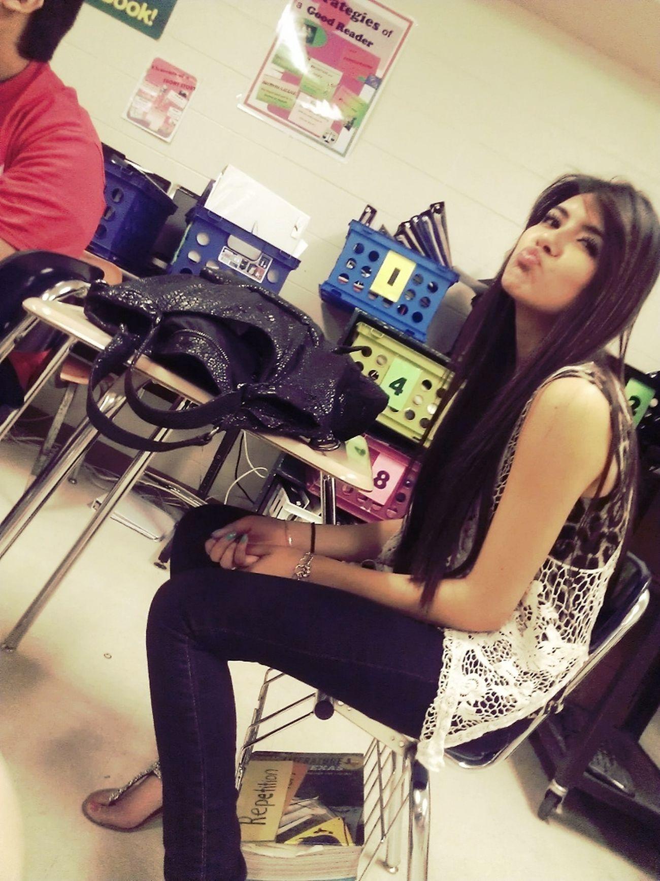 In Class W/ Fea