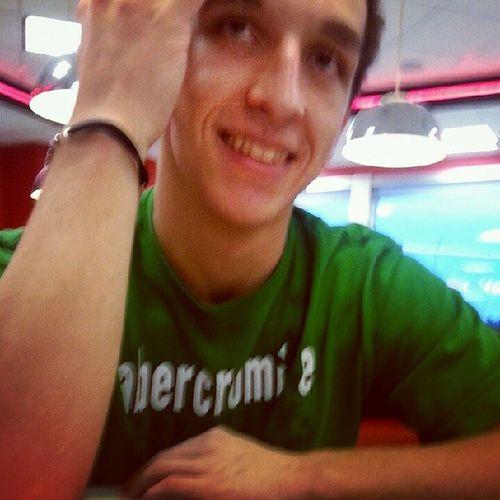 I adore his smile and him ♥ Boyfriend Mine Bestboyfriendintheworld Mwaaah @austin_dingess
