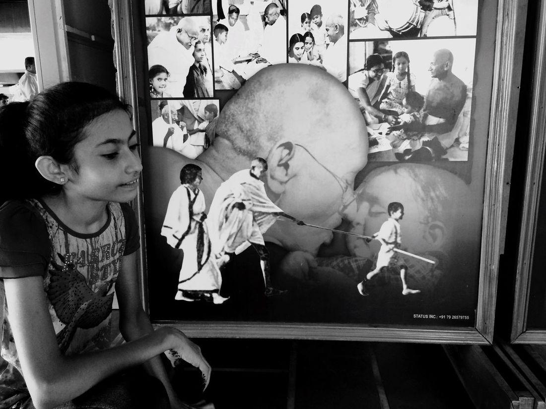 Mahatma Gandhi Gandhiji I Love Gandhiji Truth Love For Kids Father Of The Nation Black And White Black And White Photography Black And White Excellence