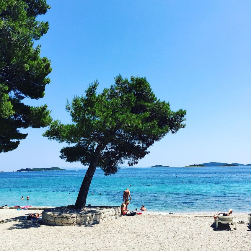 Beach session Enjoying Life Orebic Beach Life Island Life Vacation Landscape Beachphotography Boats⛵️ Traveling Croatia Croatiawithlove Summer Holiday Seaside Outdoor Photography Croatia ♡ Great Outdoors Relaxing Adriatic Sea Hanging Out