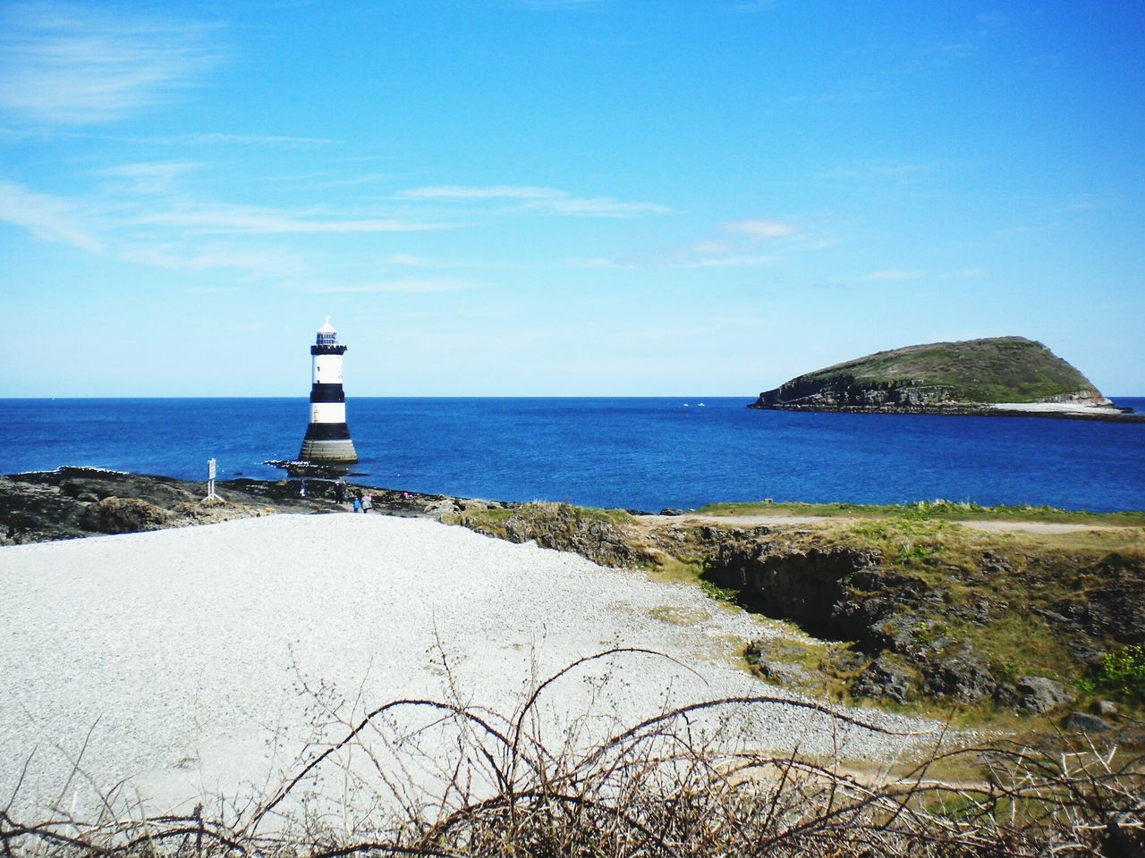 Lighthouse Walking Around Enjoying The Sun Nature Hello World Taking Photos Escaping Picnic Beach Outdoor Photography EyeEm Gallery Outdoors Amature Photography Beautiful Landscape Puffin Island