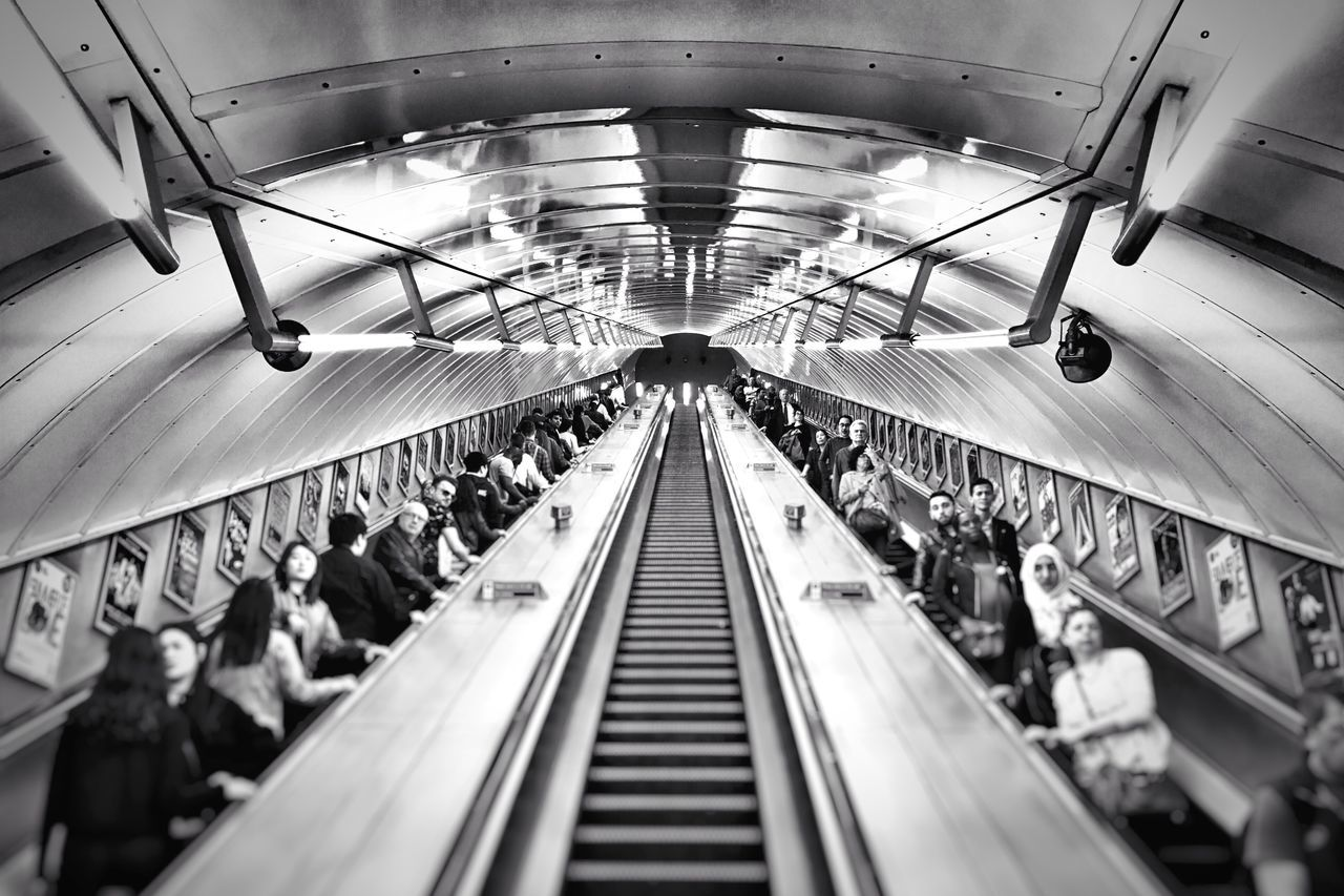 Large Group Of People Indoors  Subway Station Modern Transportation Subway Train Public Transportation Futuristic Illuminated Technology Commuter Real People Crowd Day People From My Point Of View EyeEmBestPics EyeEm Best Shots EyeEm Gallery EyeEm London London Lifestyle LONDON❤ Underground Notes From The Underground
