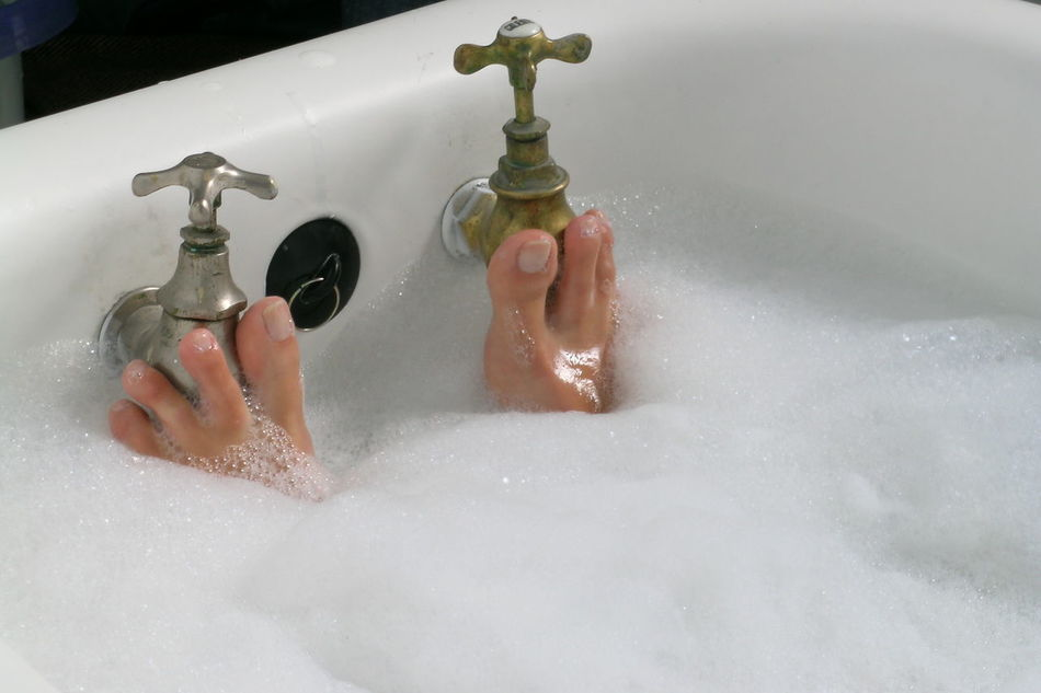Beautiful stock photos of badezimmer, Body Care, Bubble Bath, Comparison, Convenience