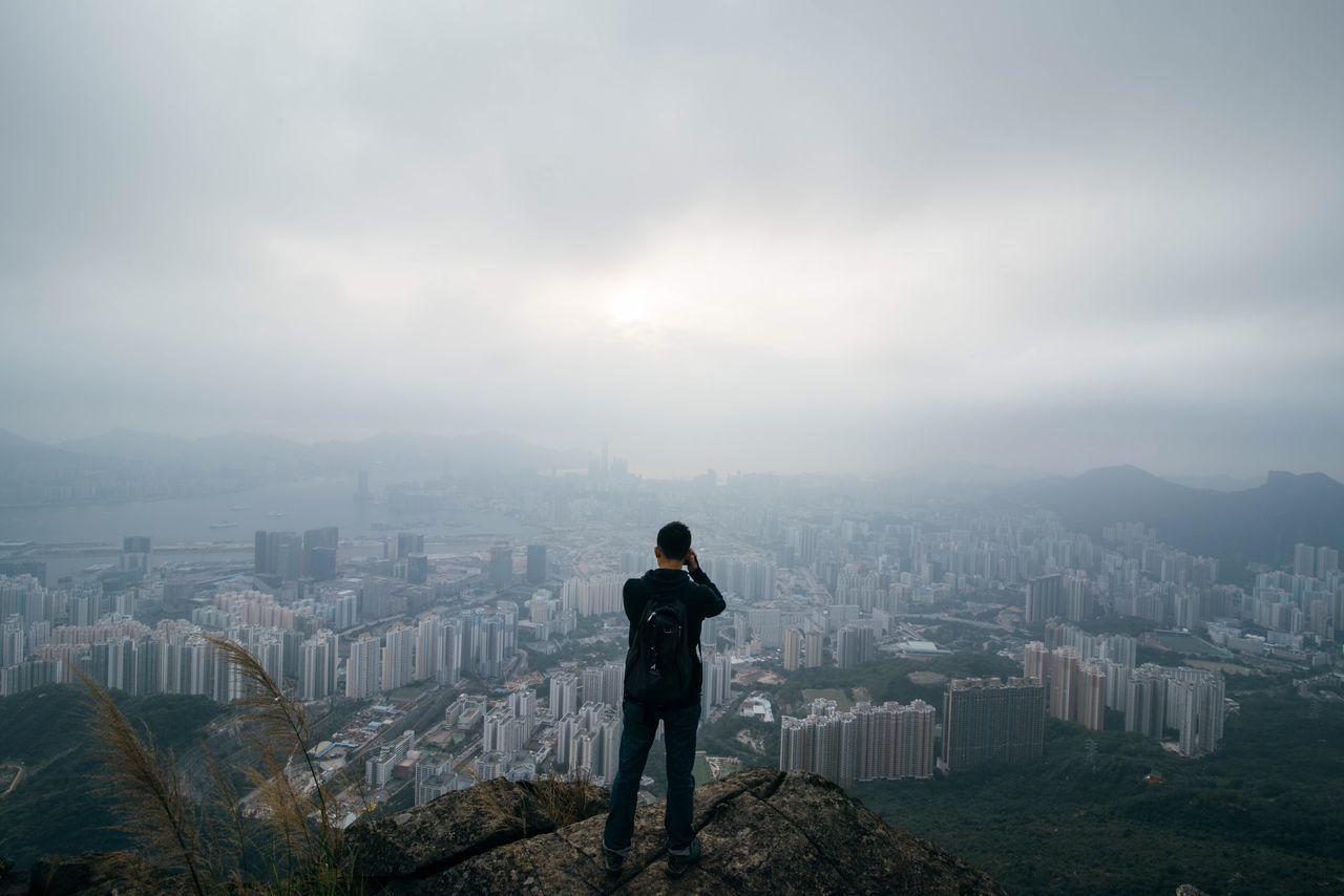 Hong Kong HongKong Hiking Nature Cityscapes City Outdoor Photography Nikonphotography Urbanphotography The Great Outdoors - 2015 EyeEm Awards Outdoors Landscape_Collection Landscape Landscape_photography