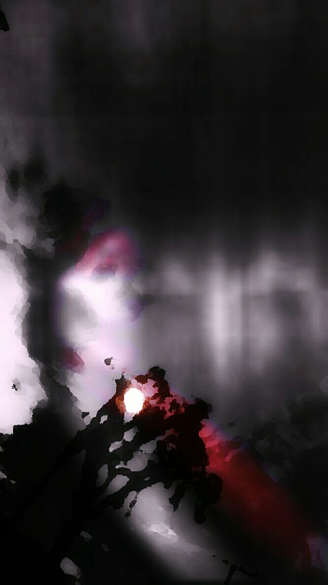 Night Photography Dark Art Abstract Art Fog_collection Channels Abstractions Nature Spirit Poetic Imagery Canvas