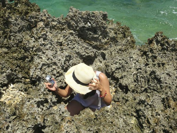 Searching for dinglehoppers? One Person Rear View High Angle View One Man Only Real People Adult Outdoors Adults Only Nature People Beach Day Beauty In Nature Water Lights And Colors EyeEm Best Shots Sky Beauty In Nature Rocky Shore Rocky Shoreline Ocean Island In The Sun White Dress Girl Capayas Island Philippines Lieblingsteil Mobile Conversations The Great Outdoors - 2017 EyeEm Awards An Eye For Travel