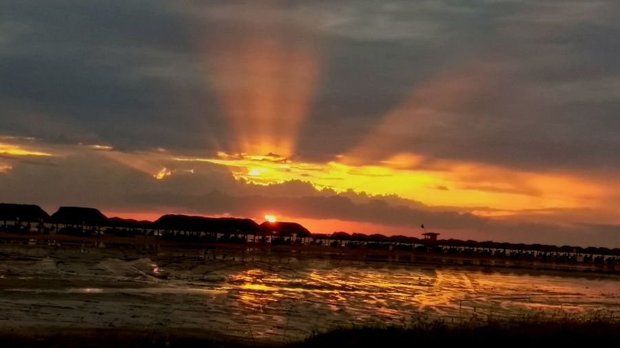 Sunset Beach Water Tranquility Sea Reflection Cloud - Sky No People Nature Sky Beauty In Nature Horizon Over Water Travel Destinations Landscape Scenics Mexico Tampico Tampicomiramar Tampico 🇲🇽 Tampicomadero Tampicohermoso Tamaulipas Tamaulipas Mexicolors Amanecer En El Mar