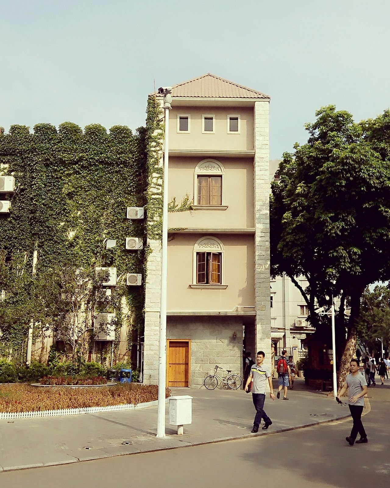 Vista EyeEm Liana Building