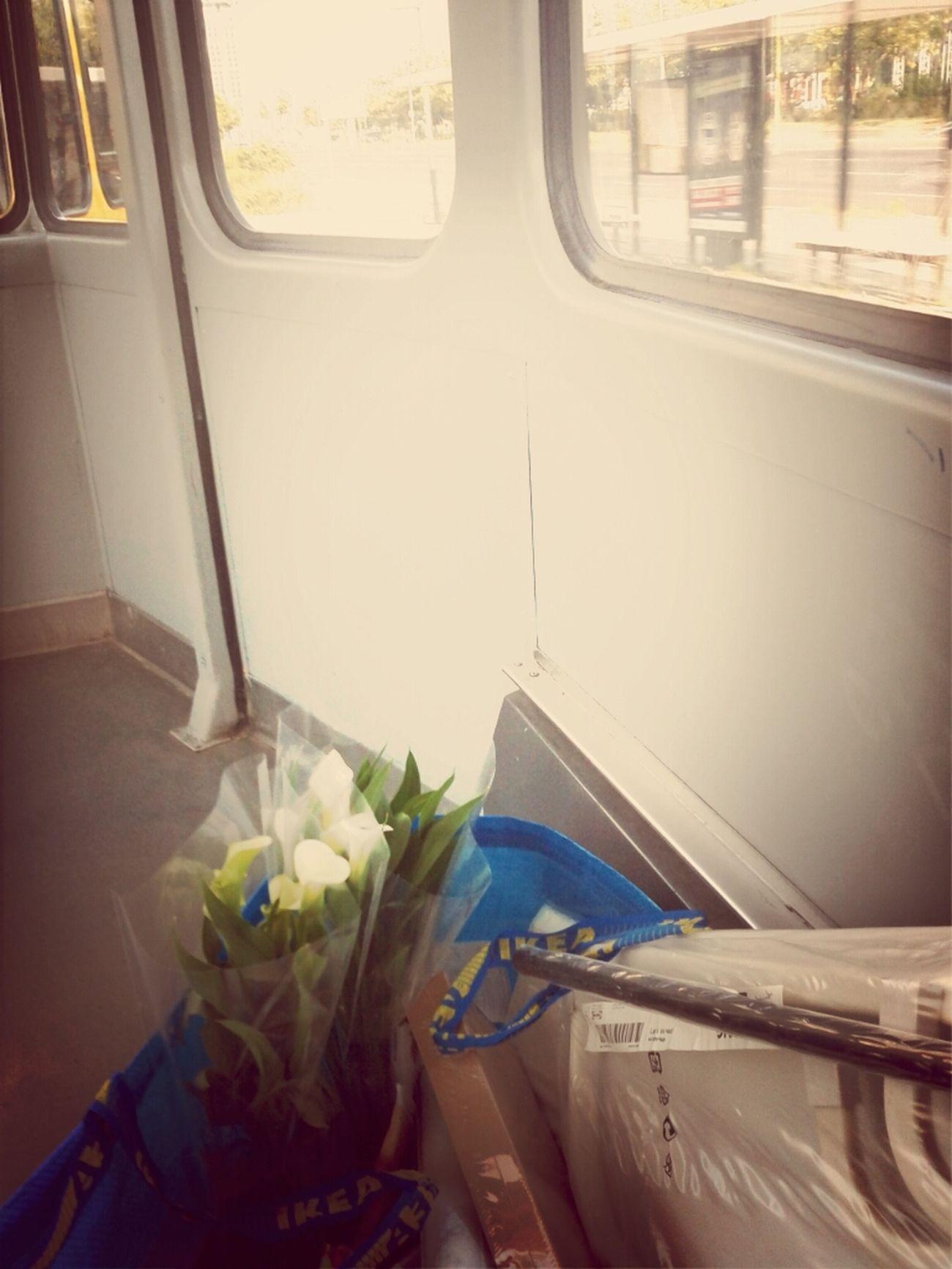 IKEA by Tram