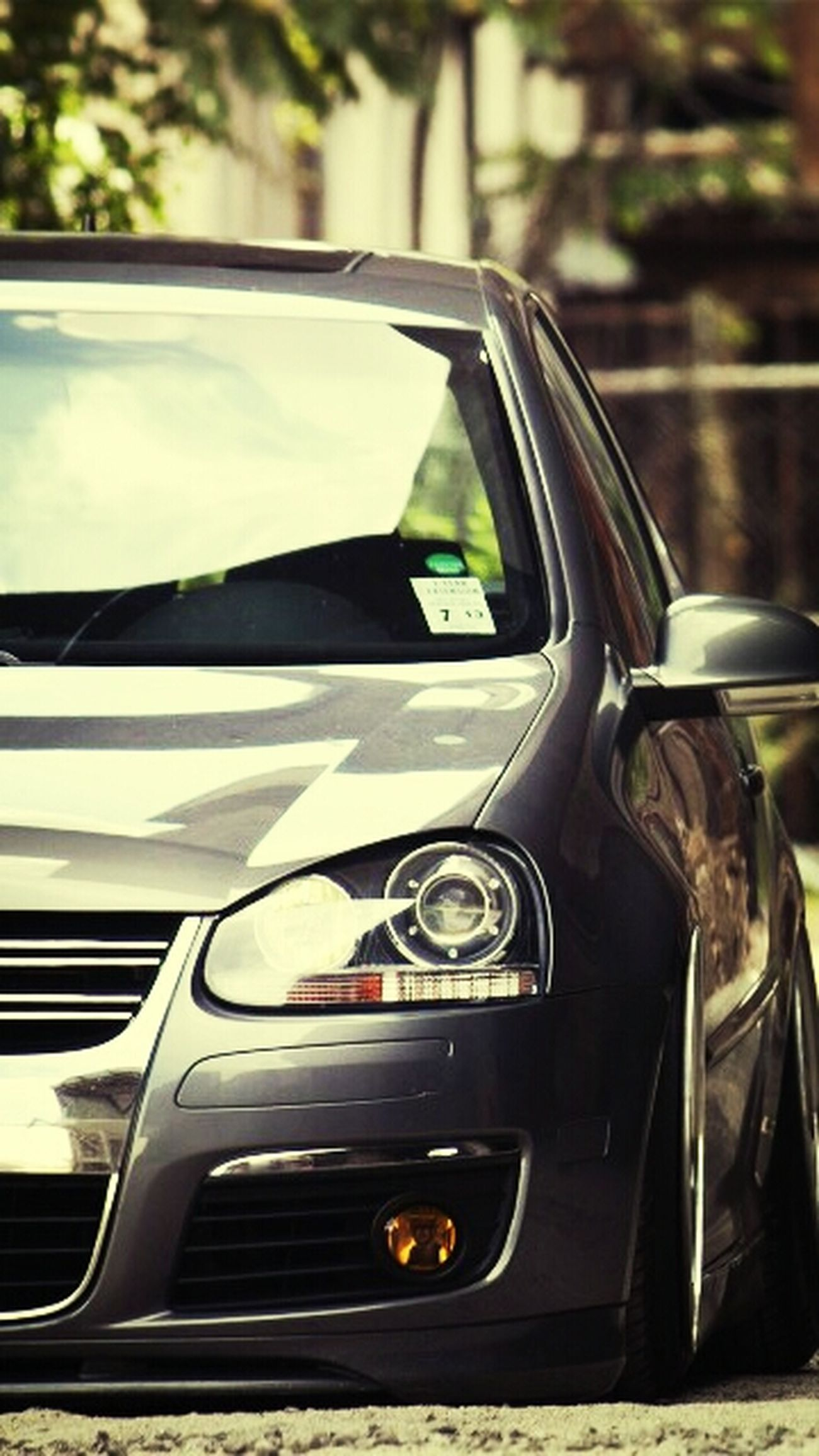Volkswagen Passat Tuning Car Beaitiful