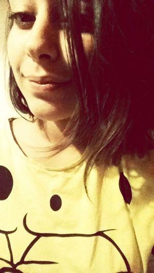 Shorthair Smile ✌ Spongebob Girl Yellow