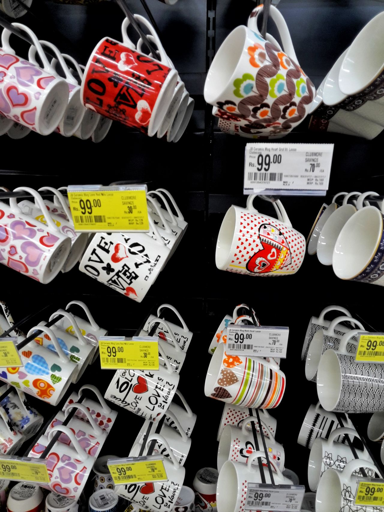 Choice Large Group Of Objects Variation No People Abundance Indoors  Food Close-up Day Cups And Mugs Cups Cupsofcoffee Cups Of Coffe Cup Of Tea Cup Of Coffee Cup EyeEm Best Shots Beautiful Closeup Photography Colorful Colors Color Colors and patterns