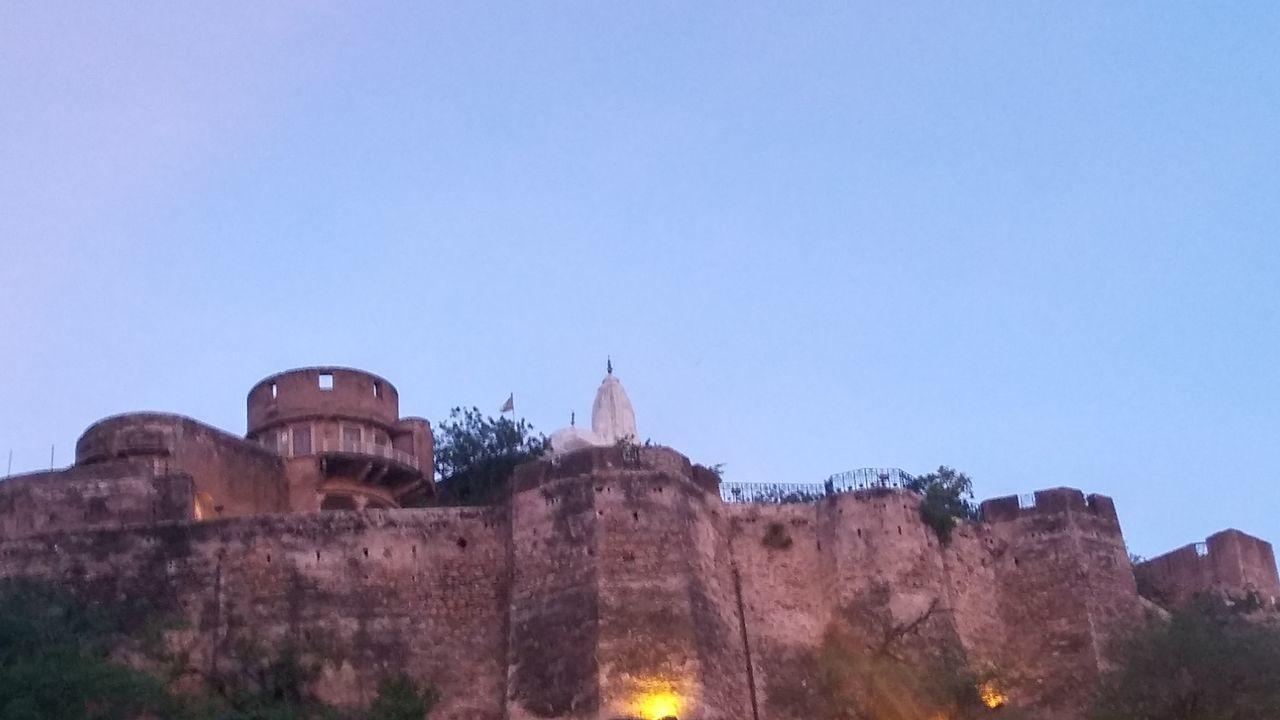 Jaipur Fort Temple