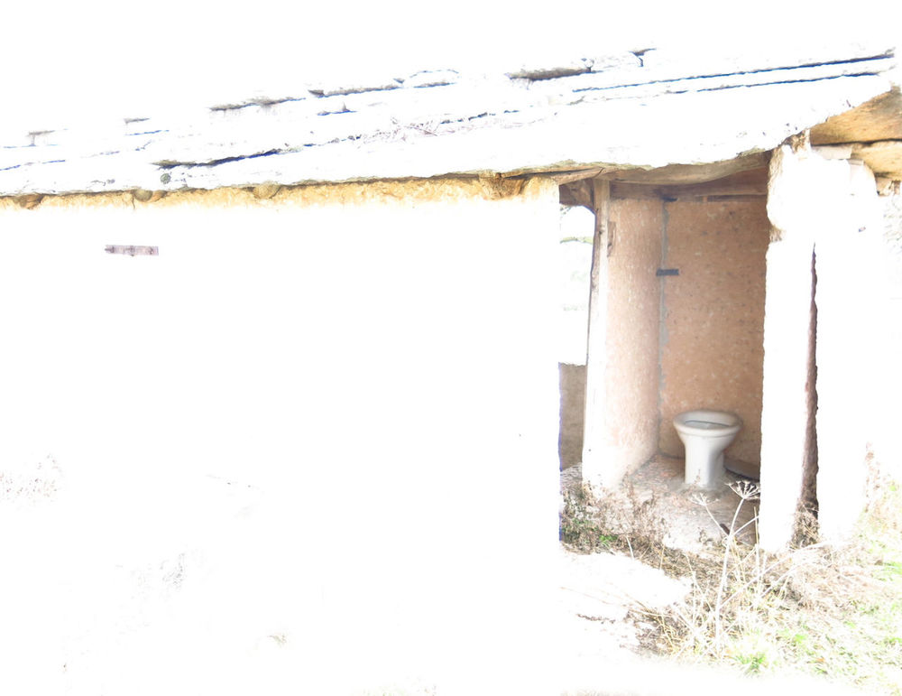 Architecture Building Exterior Country Life Everyday Life Exterior Minimal Photography Old Farm Open Space Outdoors Overexposed Personal Perspective Toilet Seat