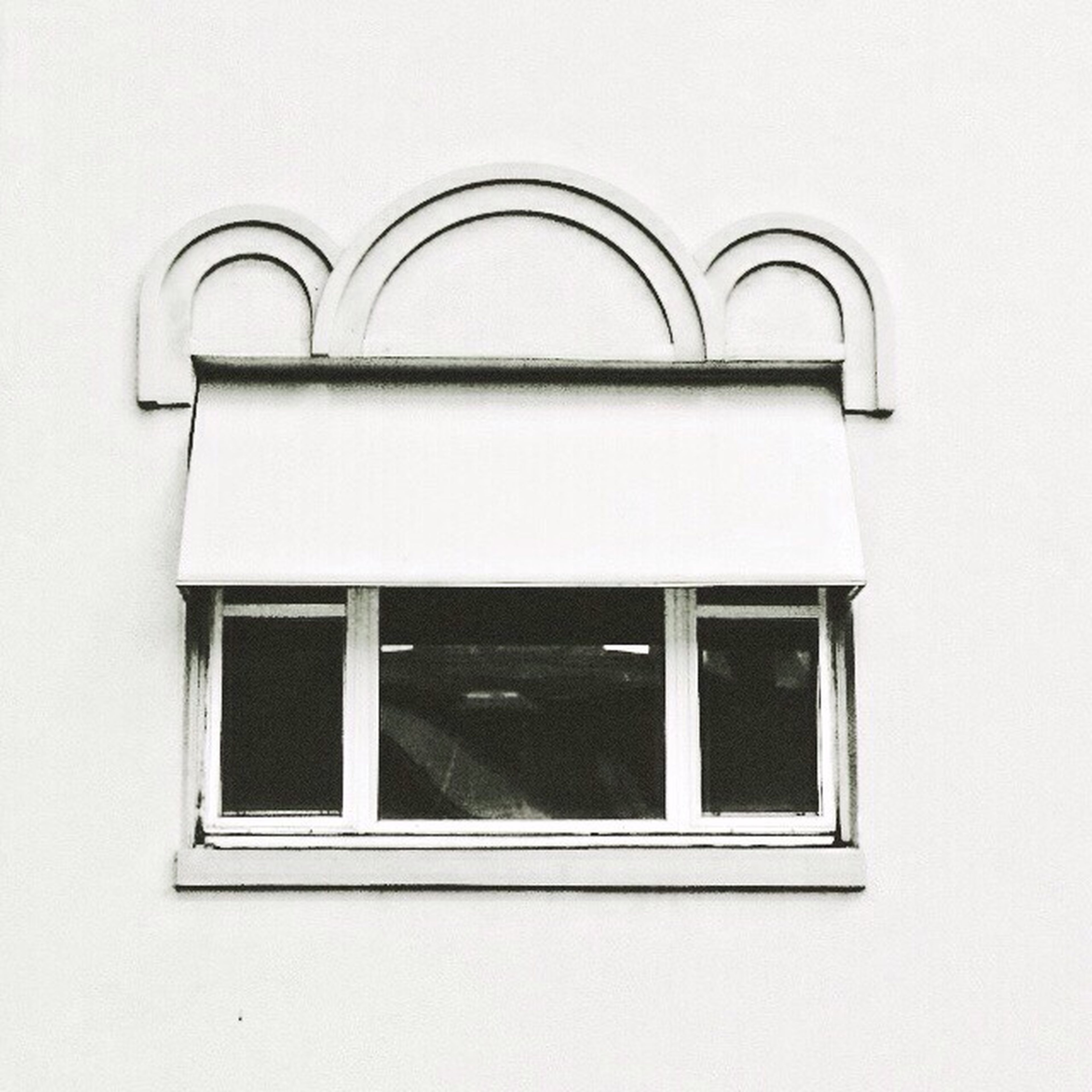 window, architecture, built structure, building exterior, low angle view, house, indoors, copy space, glass - material, closed, no people, building, residential structure, geometric shape, residential building, wall - building feature, wall, day, open, pattern