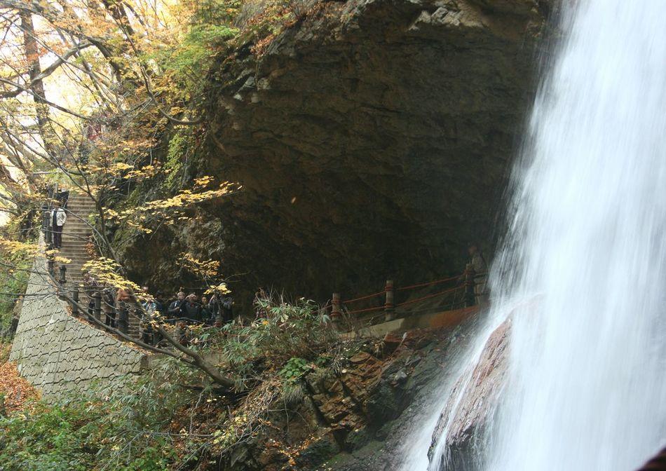 午前と午後と2回も見る👀撮る📷裏見の滝、雷滝。 Taking Photos Enjoying Life EyeEm Nature Lover Nature_collection Naturelovers RYU-KI🇯🇵😃 Nagano, Japan in高山村