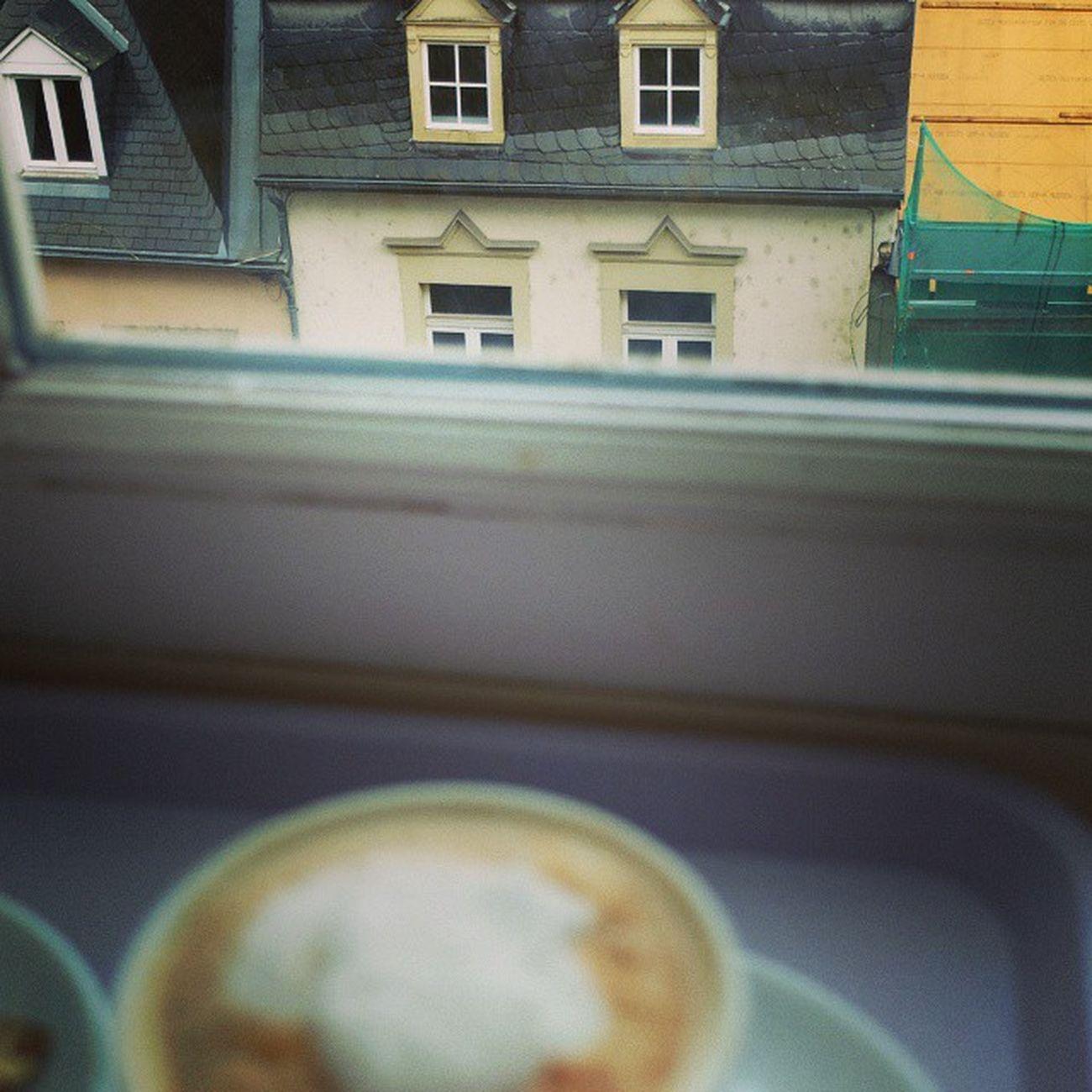 Soya sütlü kahve kötüydü ama Lüksemburg güzeldi. Luksembourg Luksemburg Luxembourg