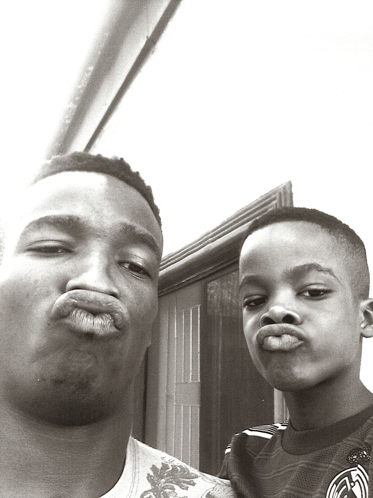 Young Kings Black Nd White Errthin yee we know Hate All Day It Dont Make No Difference