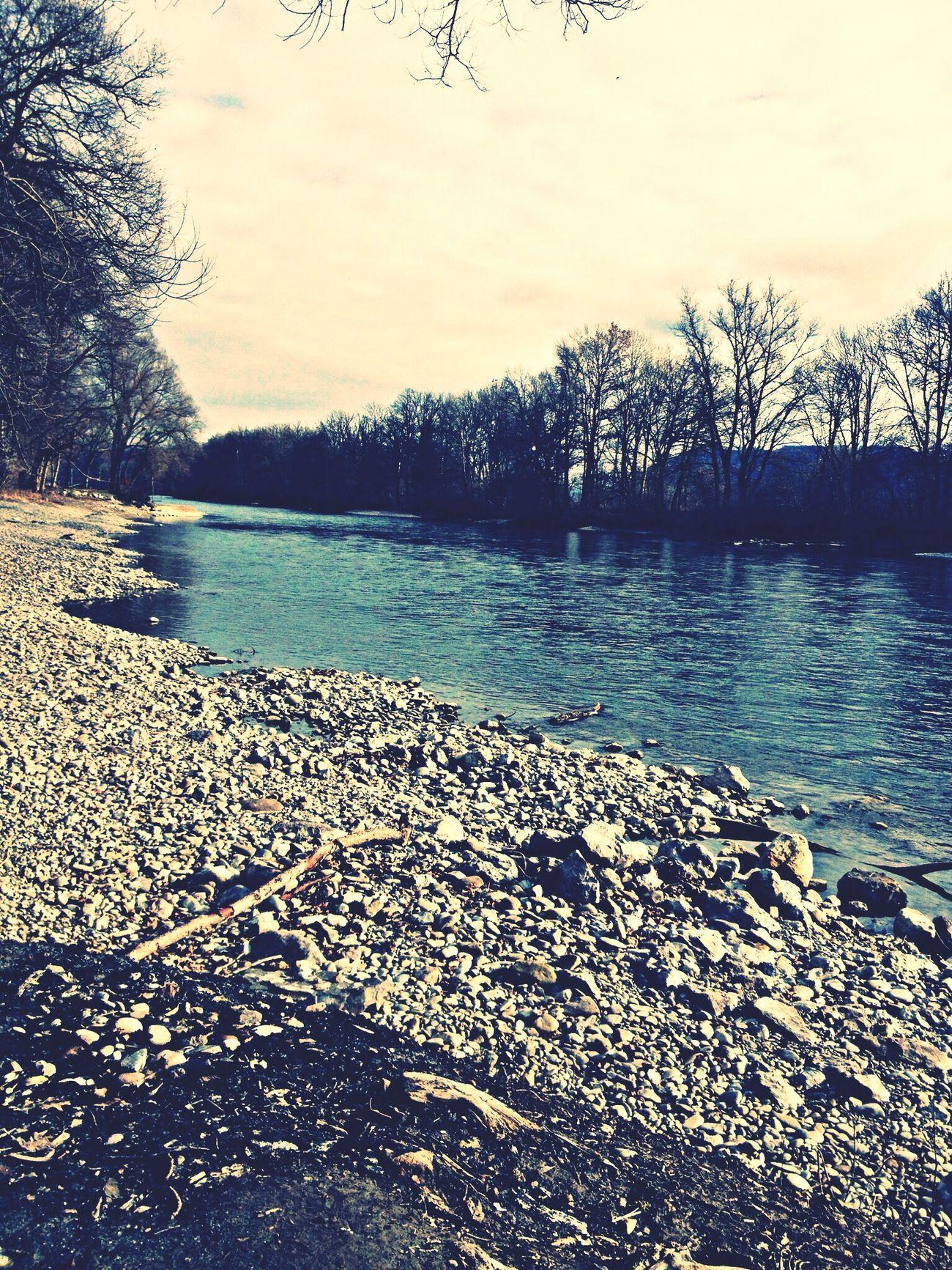 Love Beauty Riverside Nature