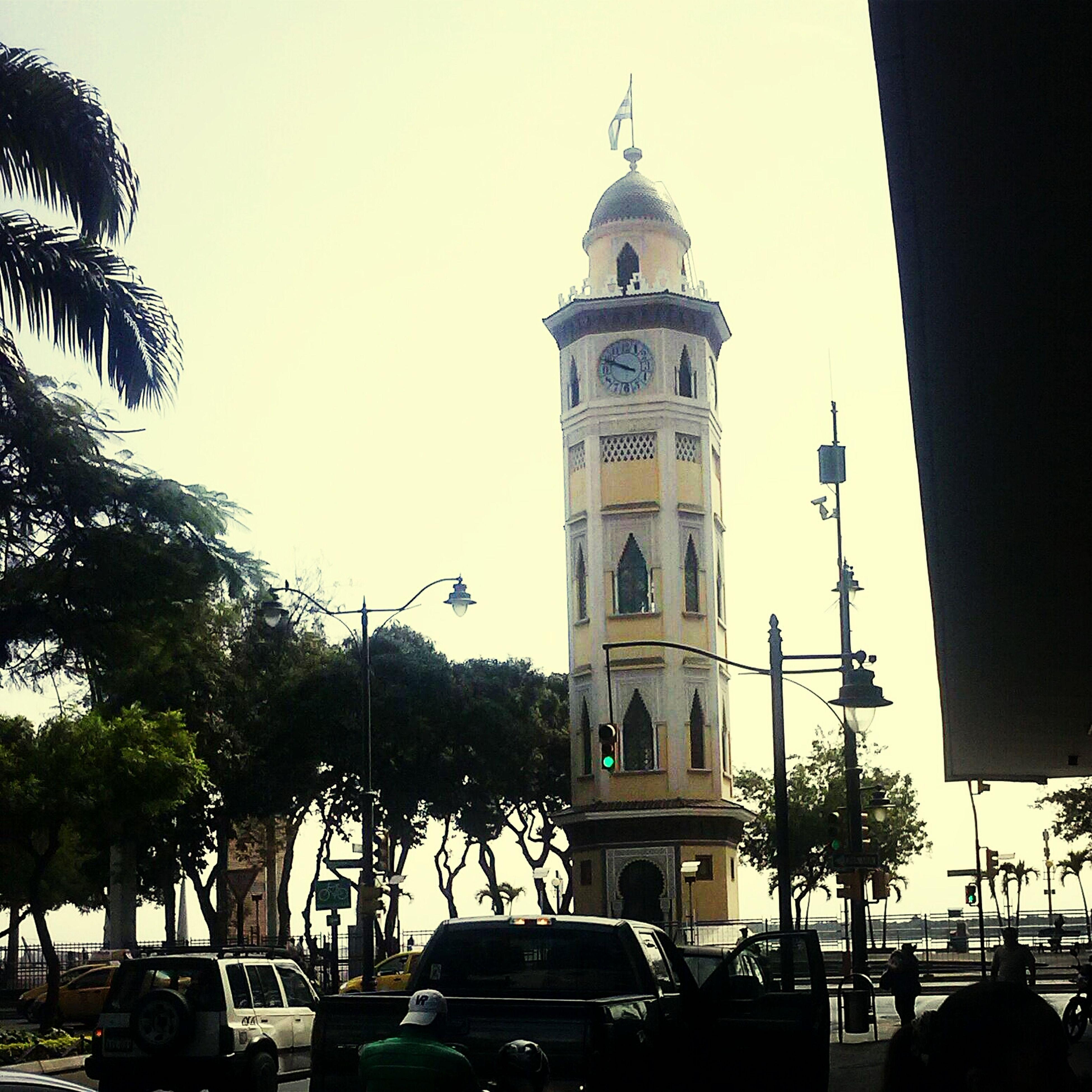 Architecture Streetphotography Taking Photos Clocks en Malecón Simon Bolivar o 2000, Patrimonio de Guayaquil