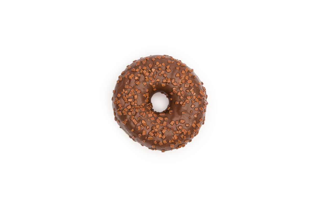 Brown chocolate donut isolated on white background Baked Brown Chocolate Chocolate Cut Out Dessert Donut Doughnut Food Food And Drink Freshness Gourmet Isolated Isolated White Background No People Ready-to-eat Snack Studio Shot Sweet Food Sweets Unhealthy Eating White Background Yummy