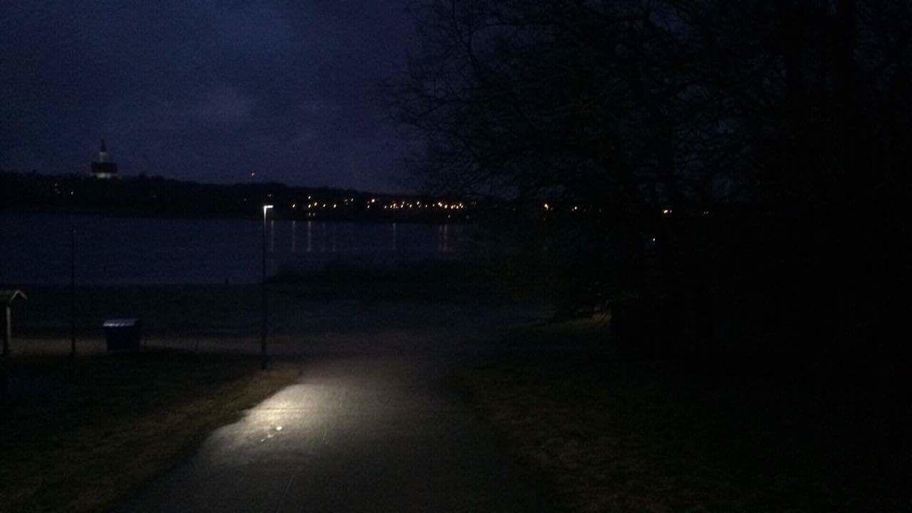 night, illuminated, no people, outdoors, nature, sky