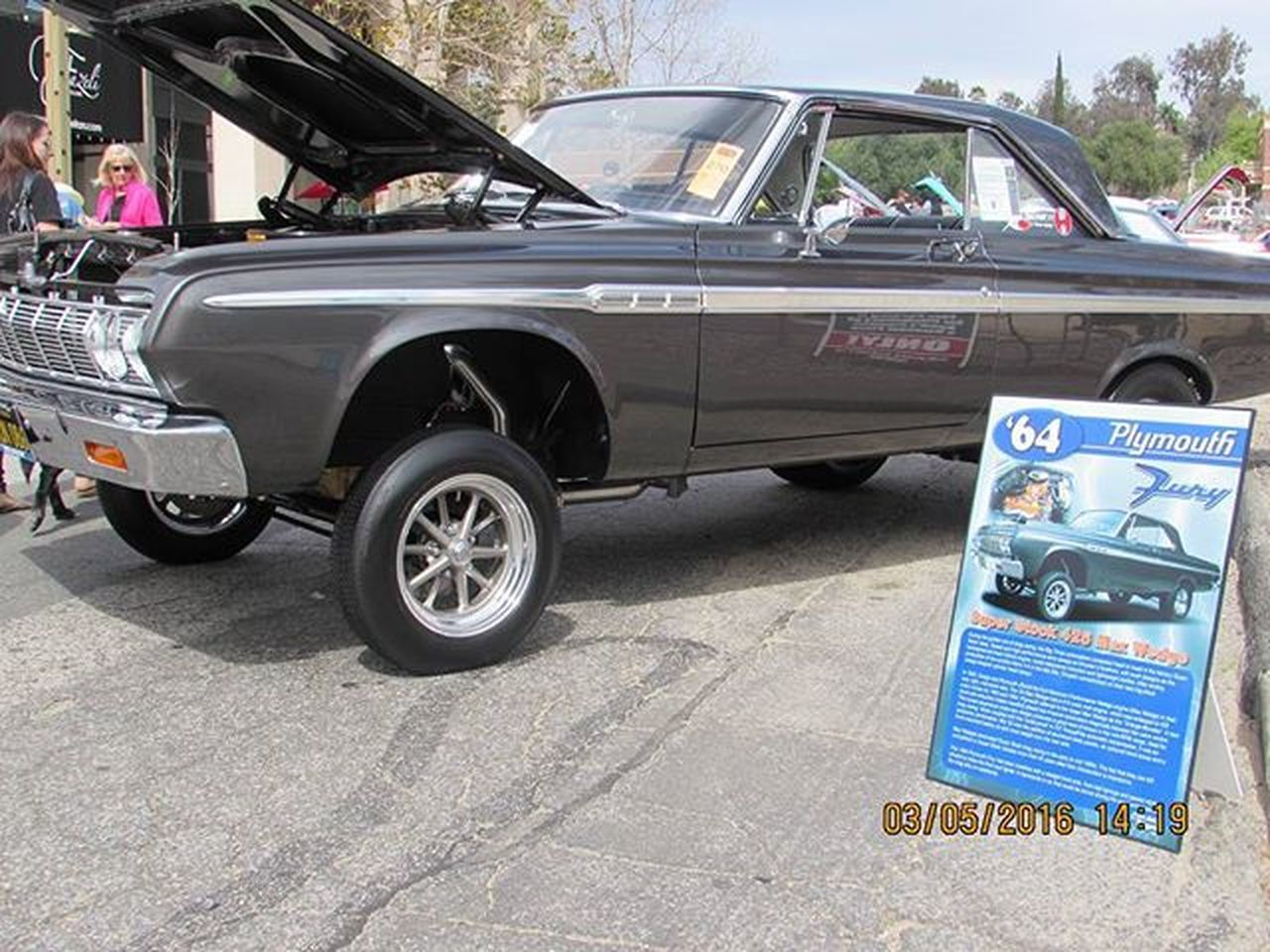 The 1964 Plymouth Fury need it say anything more 😈 Temecula Rodrun 2016 Workflow Autodetailing ABC7Eyewitness Managment PATIENTSONLY Caviargold Ccifam Medicated Bjj Bdubfam Bodyboarder Surfer Extremesports Fit StonertypeA Prop215sb420 Alternativemedicine Fibromyalgia Chronicpainwarrior ptsdawareness ptsd
