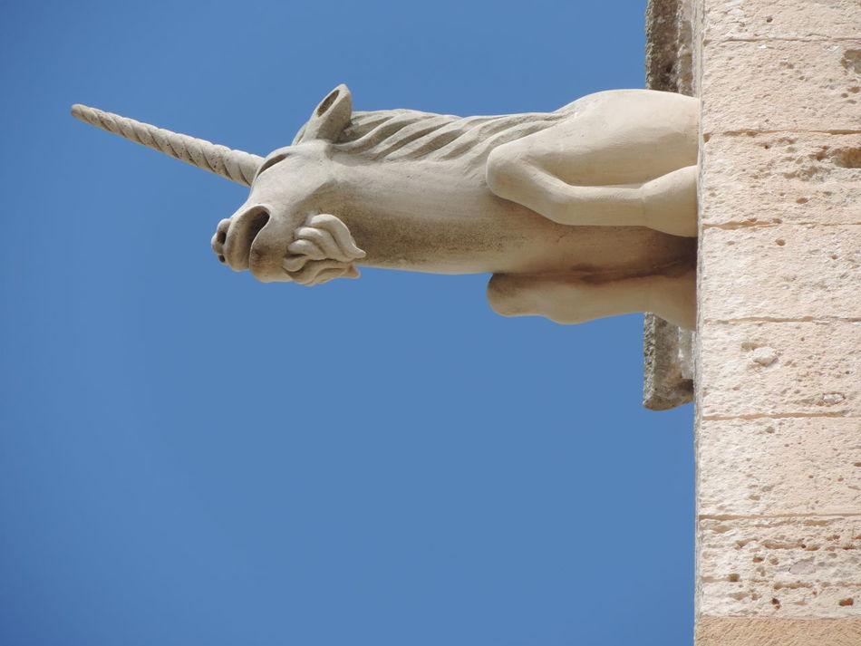 Beautiful stock photos of unicorn,  Art,  Art And Craft,  Blue,  Built Structure