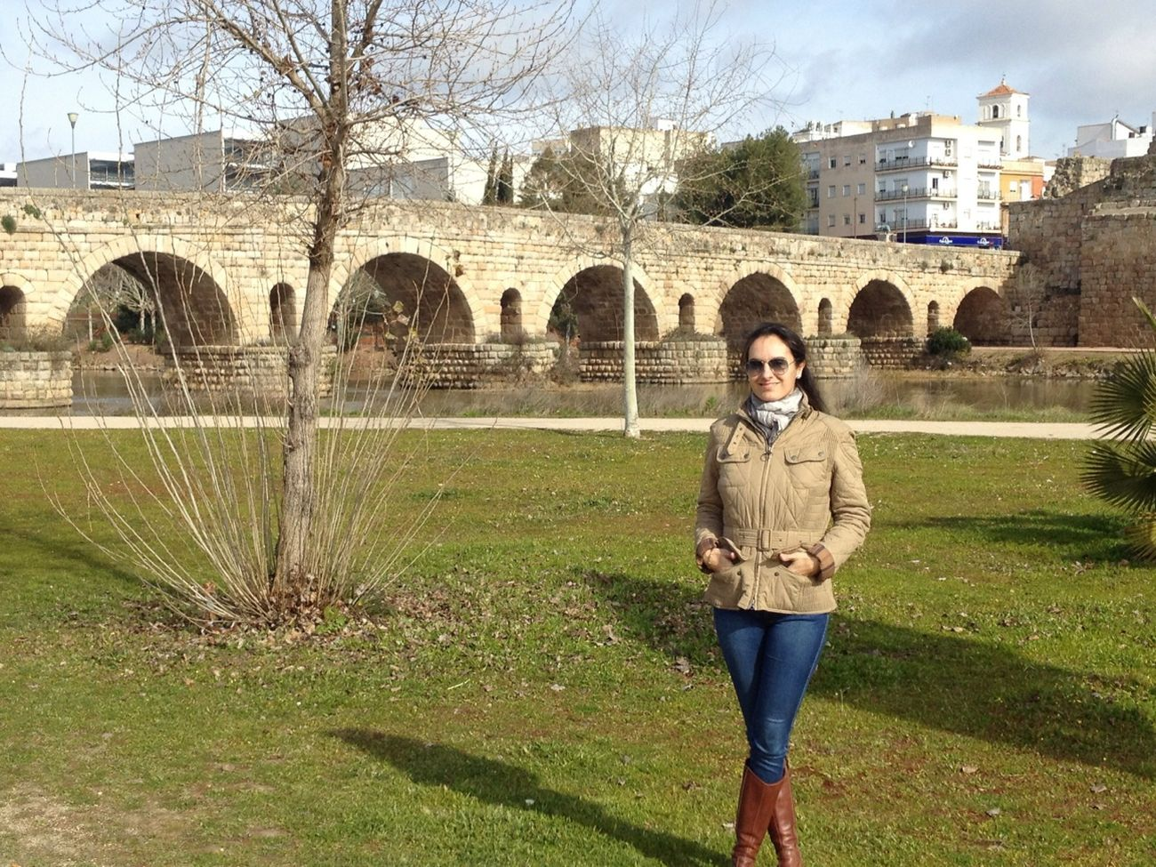 Puente Romano y Alcazaba Árabe de Mérida