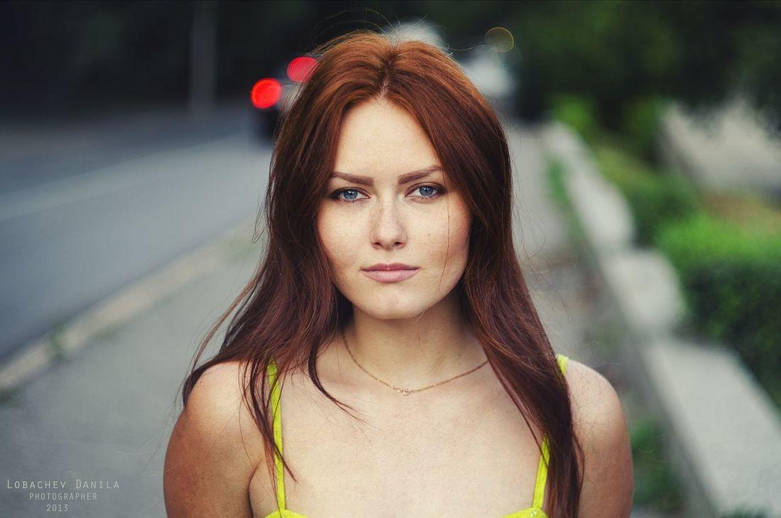 Russian Girl Beautiful Russia Nikon Helios 44-2